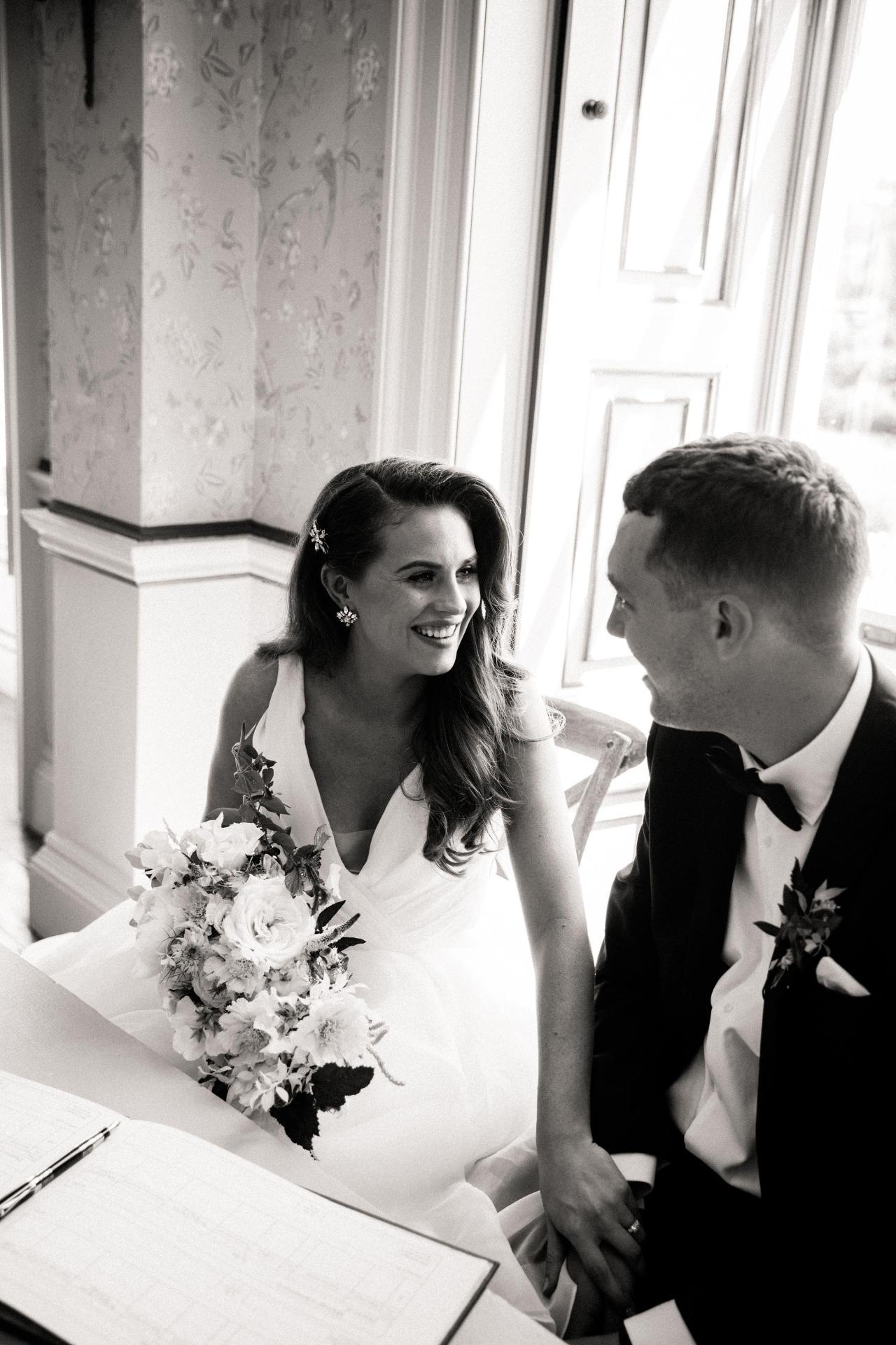 Georgia & Willis   Grace & Honour Weddings Exeter Devon