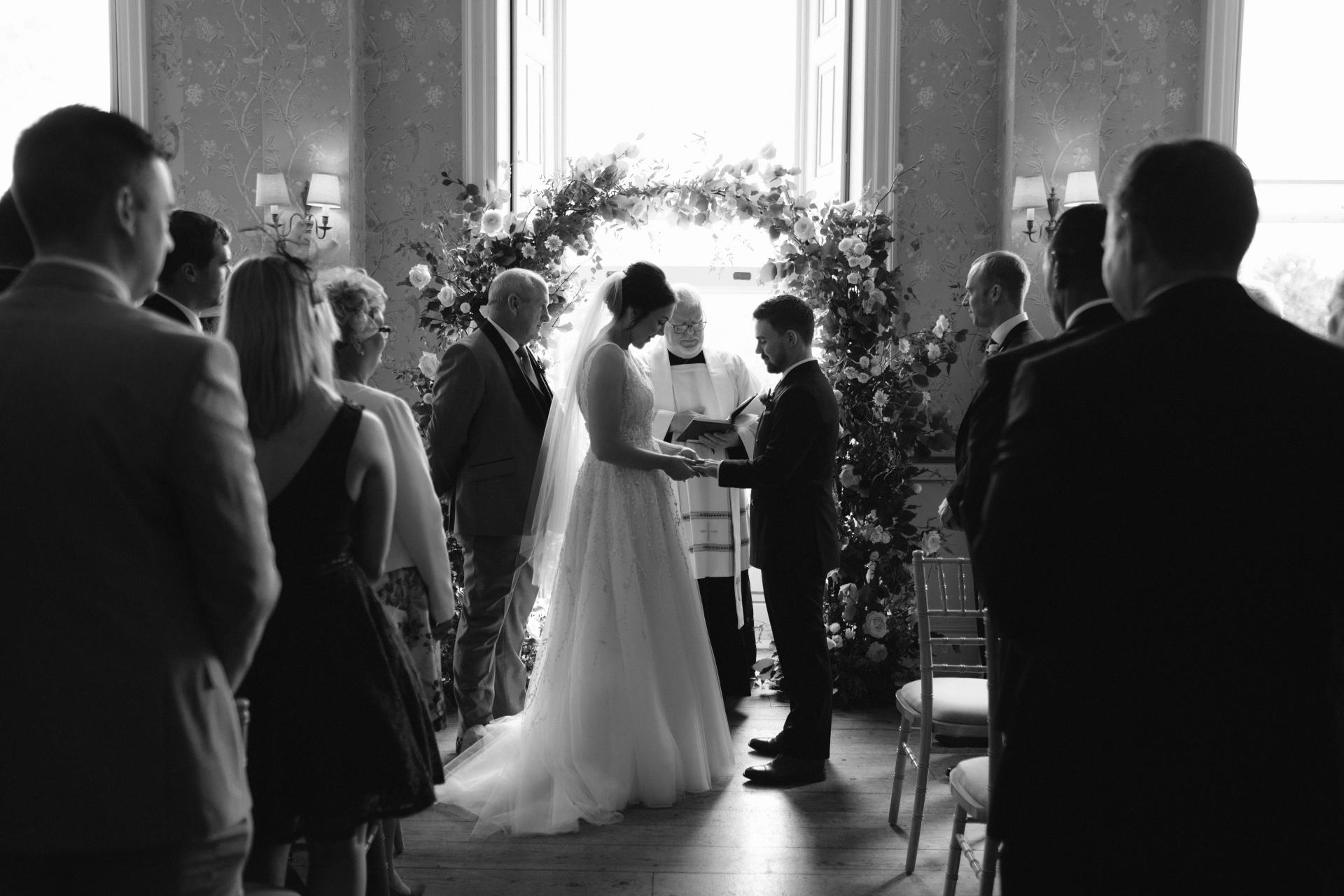 Amber & Kieran | Grace & Honour Weddings Exeter Devon